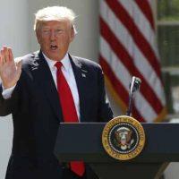 Iesirea efectiva a SUA din cadrul Acordului de la Paris se va face cel mai devreme in 2020